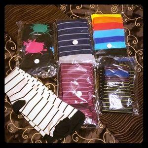 Cute & colorful Compression socks w/ cool designs